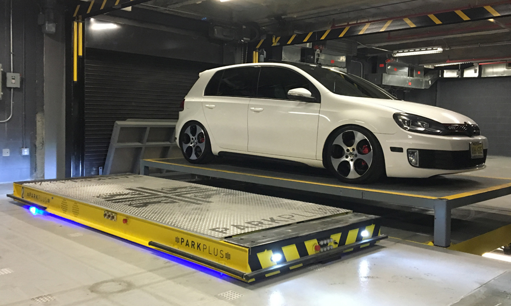 Automated And Mechanical Parking Solutions