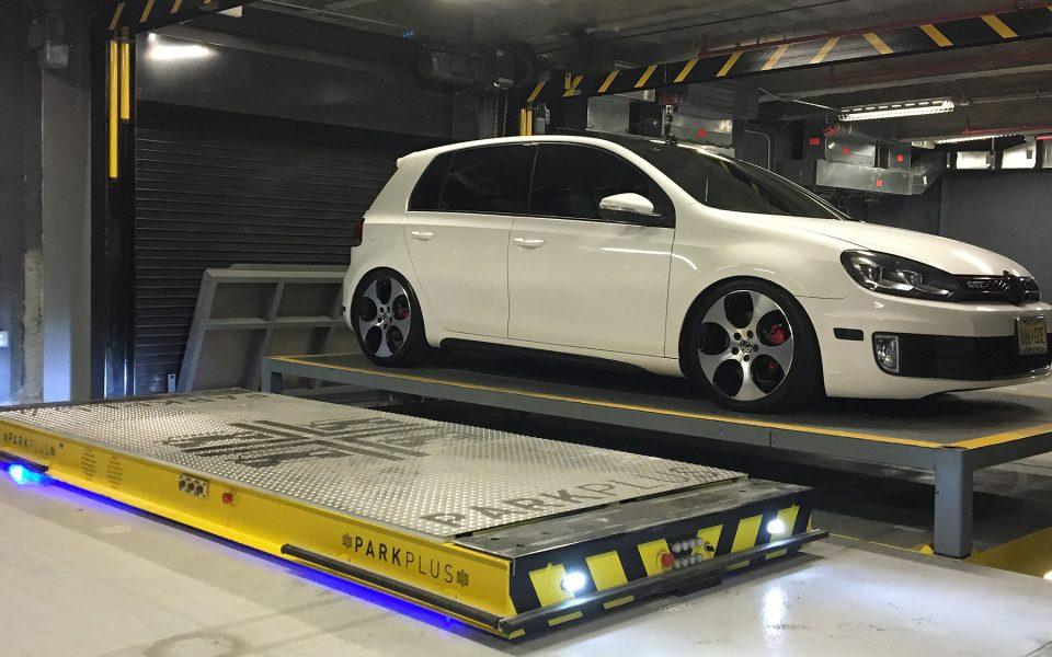 Parkplus Automated Parking