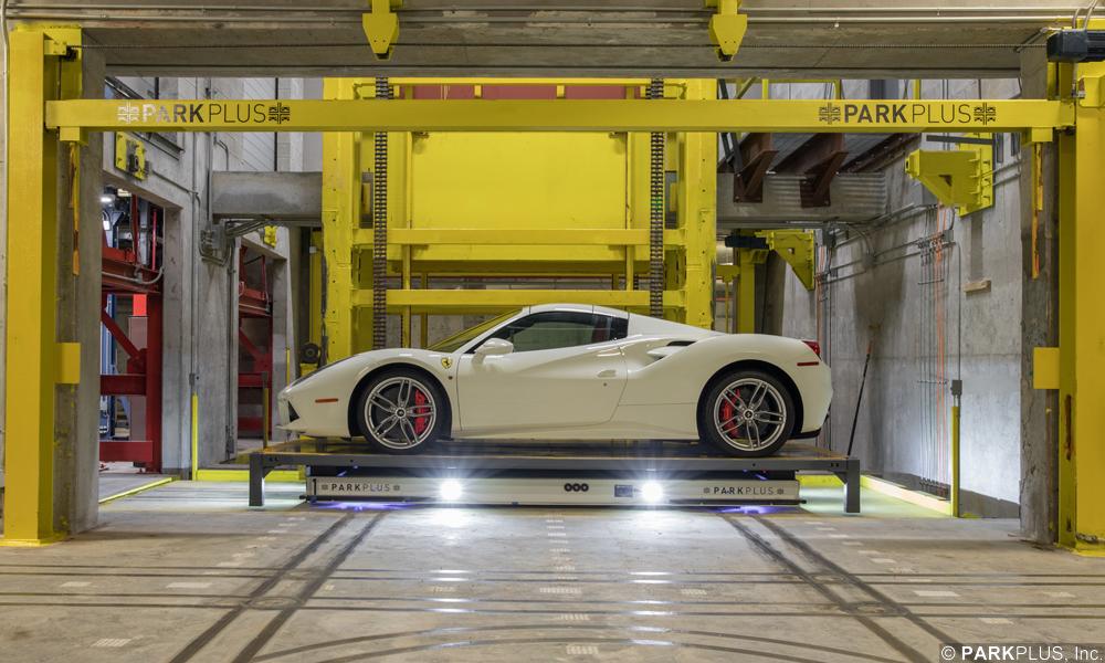 Paramount AGV Ferrari
