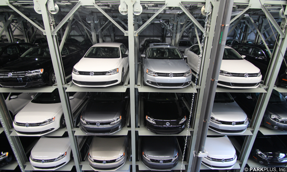 Car Stackers - PARKPLUS