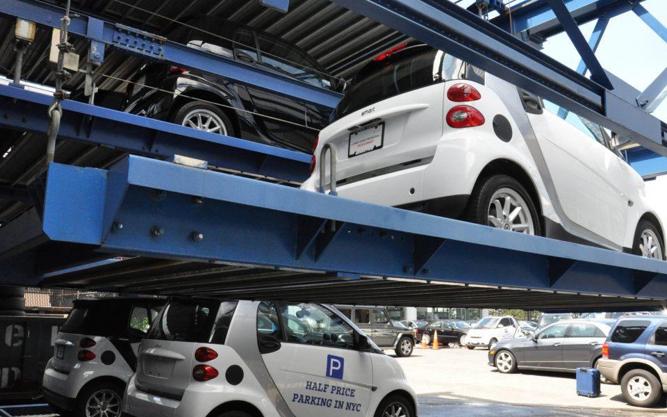 Parkplus Semi Automated Parking