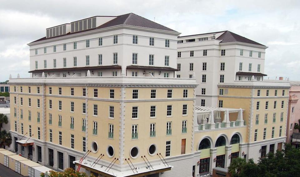 Hotel Bennett, Marion Square