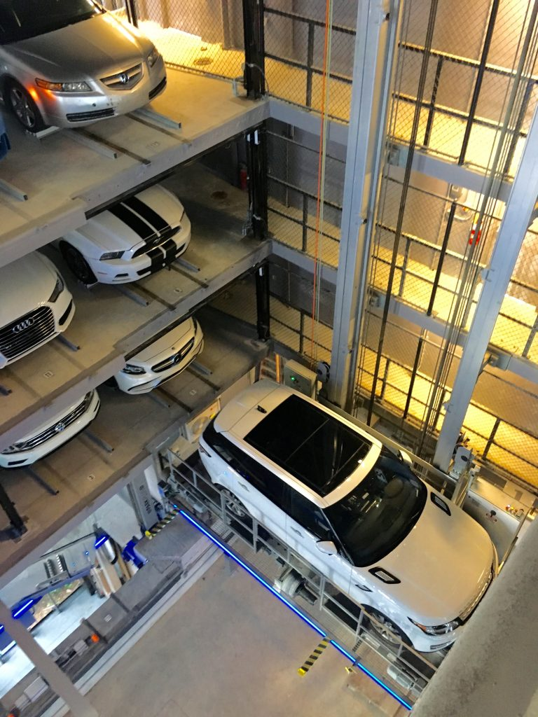 PARKPLUS Fully Automated Parking System at Muse Residences