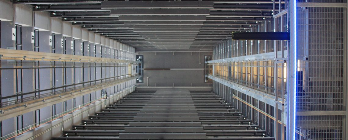 PARKPLUS Lift Shaft