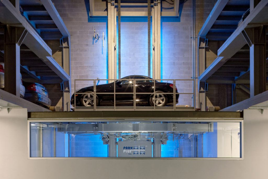PARKPLUS Fully Automated parking system