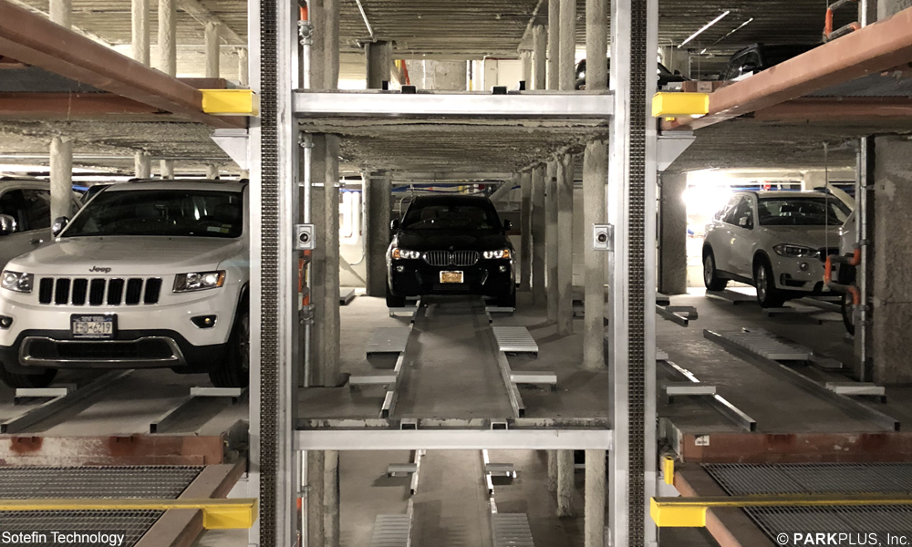 New York Automated Parking System