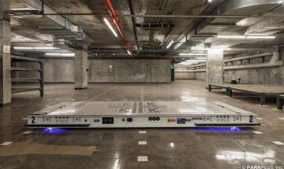 AGV Automated Parking