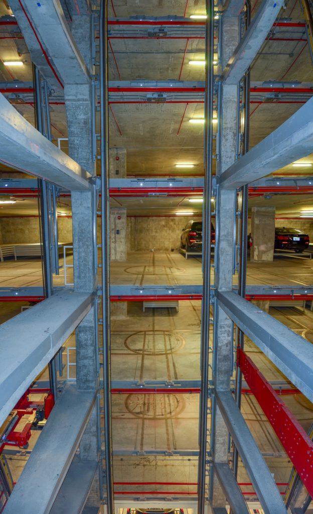 Brickell House Parking Garage